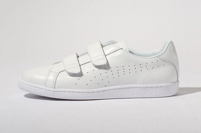 puma-match velcro-white
