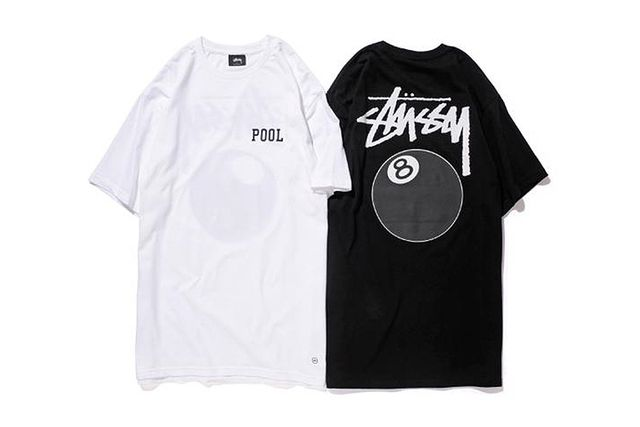 the pool shinjuku-stussy-t