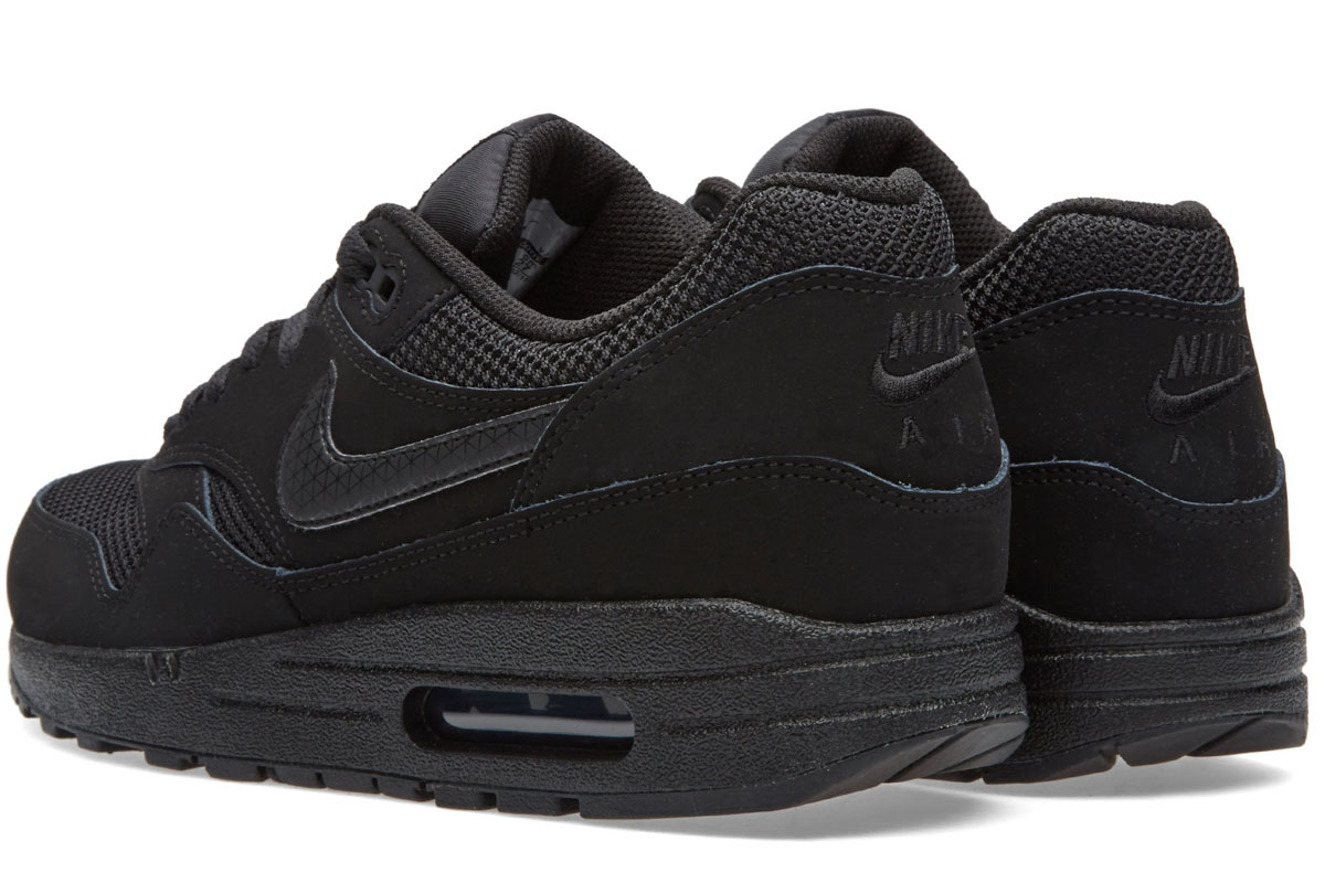 nike air max 1 essential quotblackquot