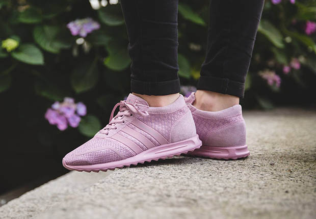 adidas Originals Los Angeles Decked Out In All Pink