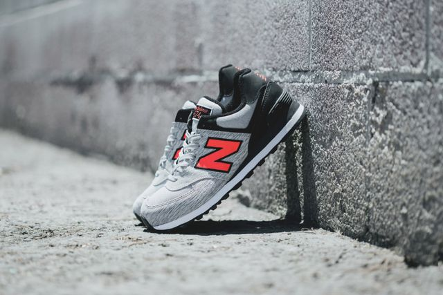 new balance-574-grey-black-orange