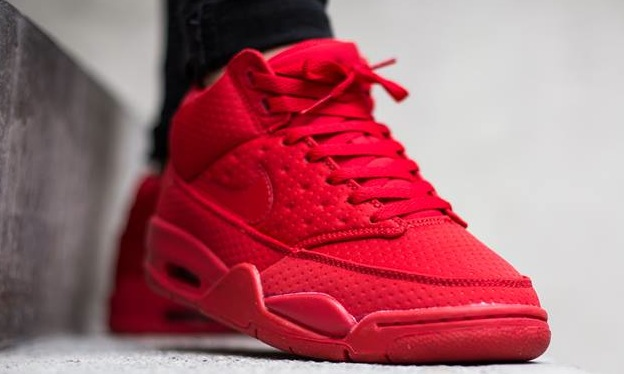 nike-air flight classic-uni red_02