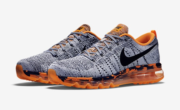 nike-flyknit air max-bengals