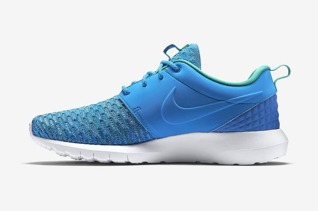 nike-roshe one flyknit prm-photo blue