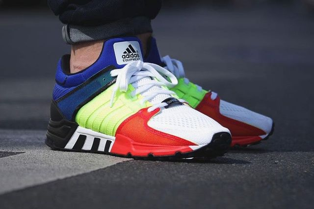 adidas-eqt running support 93-color blocking