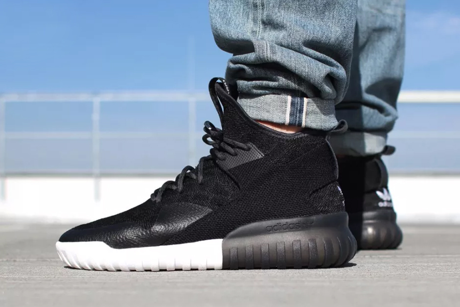 The Cheap Adidas Tubular Defiant In Core Black