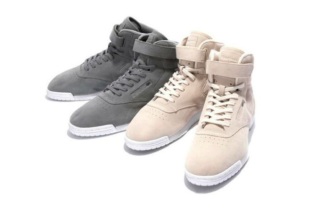beauty & youth-reebok-exo fit hi-suede
