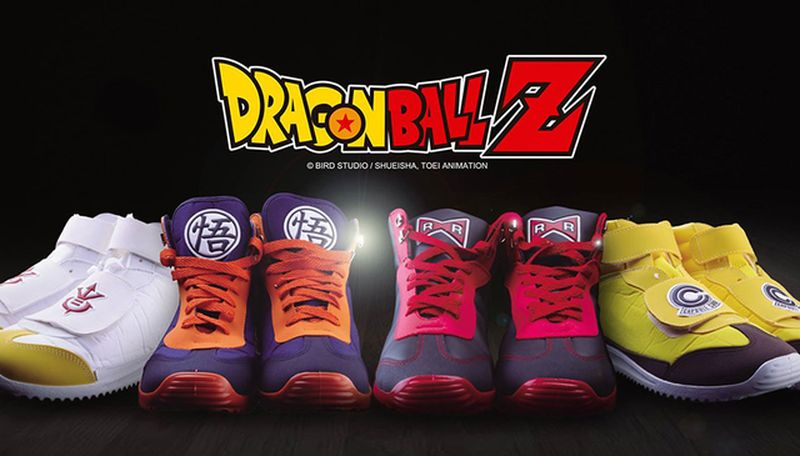 Dragon Ball Red Ribbon Shoes