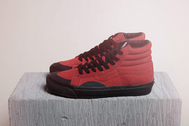 45ae3da9ab Gosha Rubchinskiy x Vans Sk8-Hi Collection