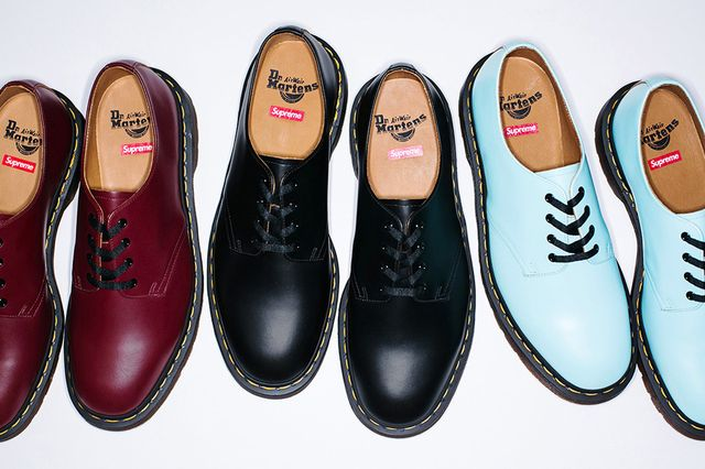 supreme-dr martens-fw15 collection