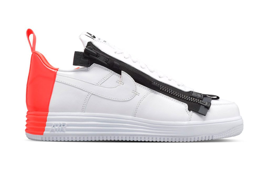 quality design 7cc82 4858e ACRONYM x NikeLab Lunar Force 1 SP