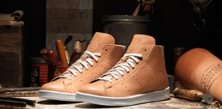 low priced f3754 c19a5 Adidas Upgrades The Stan Smith with Horween Leather