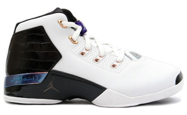 "Air Jordan 17 ""Copper"" 2016"