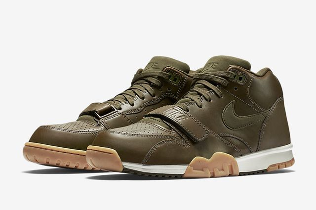 nike-air trainer 1 mid-dark loden
