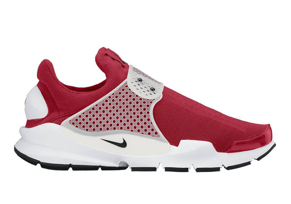 nike-sock-dart-red-white