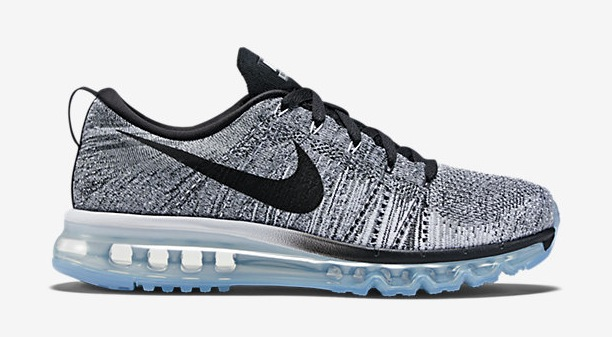 flyknit air max oreo release date