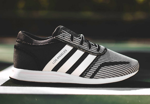 adidas-los angeles-white-black