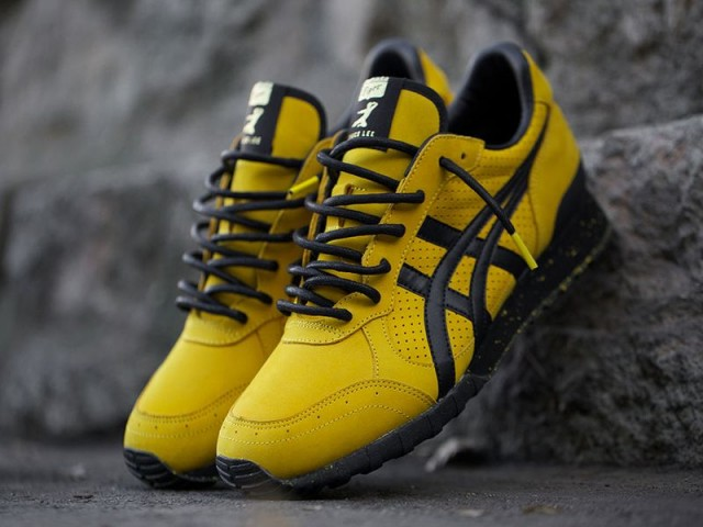 bait x bruce lee x onitsuka tiger colorado