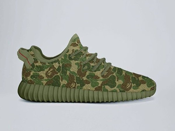 99803784138 bape-yeezy. When Kanye West signed with adidas