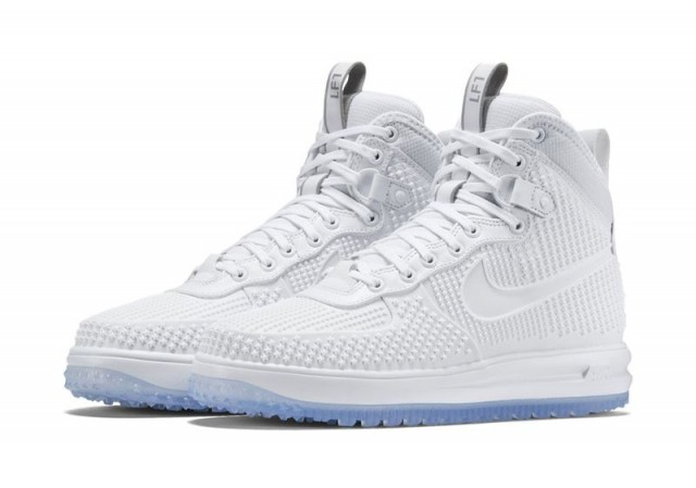 Nike Lunar Force 1 Duckboot White