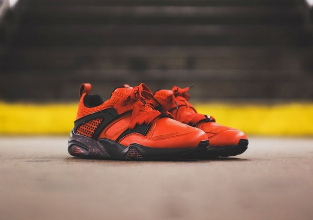 puma blaze of glory x rise new york is for lovers