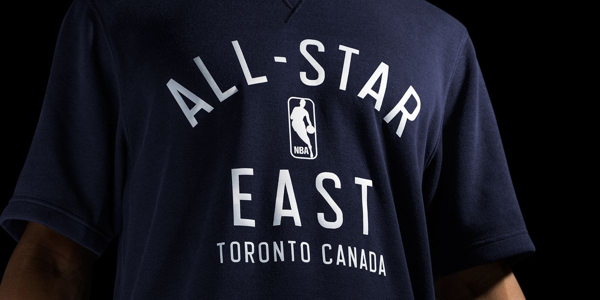 adidas-NBA All-Star, East Shooting Shirt Front H