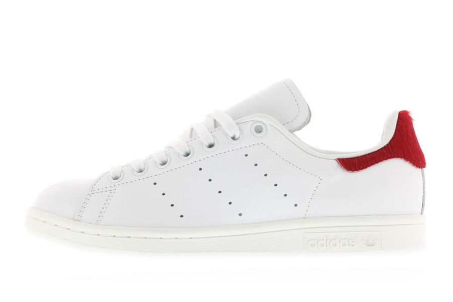 adidas-originals-stan-smith-vintage-white-red-pony-hair 3
