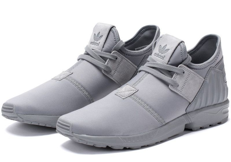 adidas zx flux plus grey
