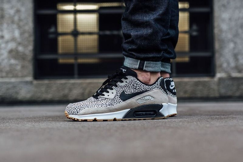 Nike Air Max 90 Black Safari
