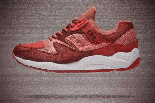 endxsaucony grid 9000 red noise _02