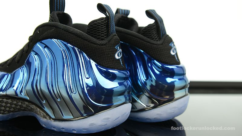 Nike Air Foamposite One Glow in the Dark Custom ...