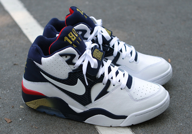 nike air force 180 olympic returns in 2016. Black Bedroom Furniture Sets. Home Design Ideas