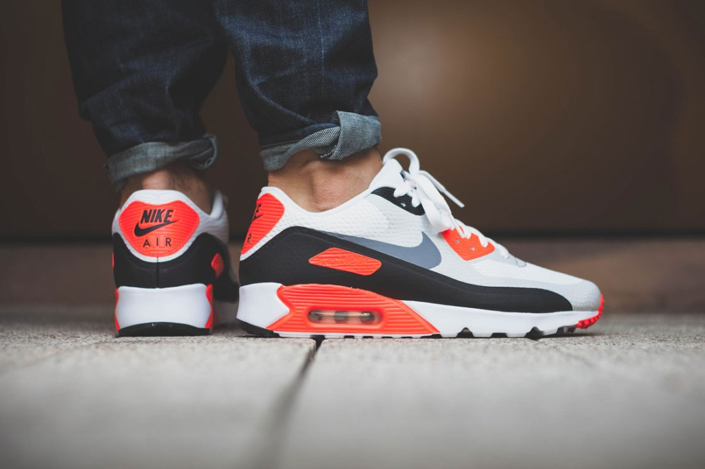 Nike Air Max TN Black Fire Red White