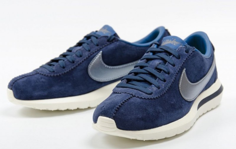 nike roshe cortez nm midnight navy