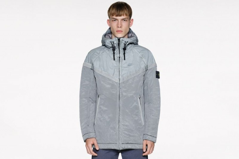 nikelab x stone island windrunner collection