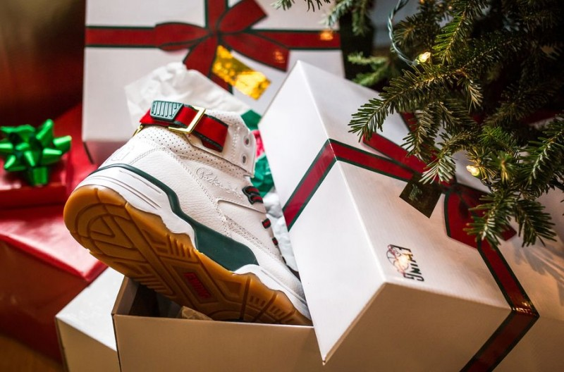 packer shoes x ewing athletics miracle on 33rd st.