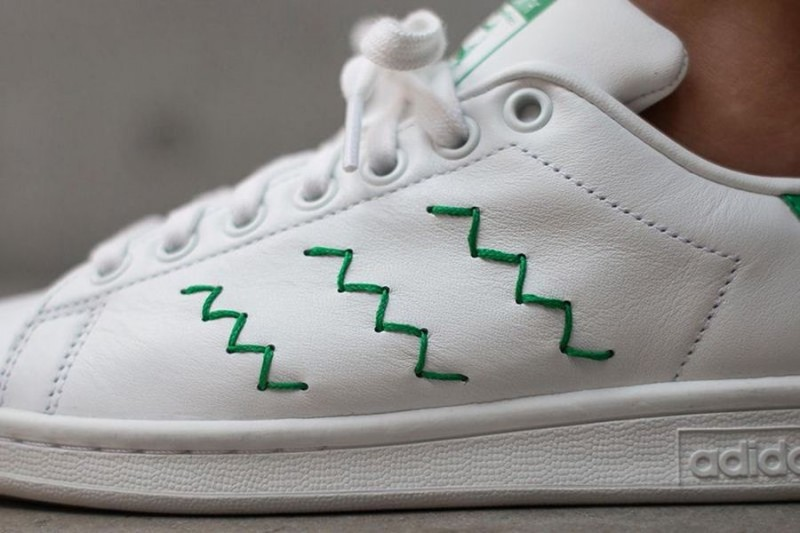 stan smith zig zag white-green_02