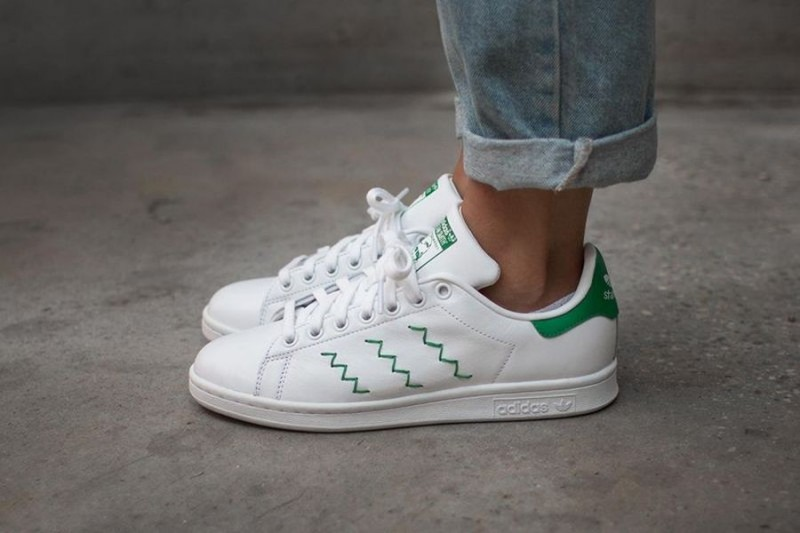 stan smith zig zag white-green_03