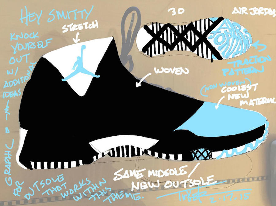 Air-Jordan-XXX-Tinker-Sketch