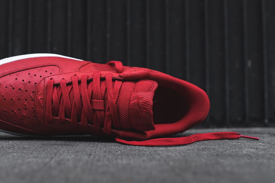 Nike-Air-Force-1-07-LV8-Red-Ostrich-2