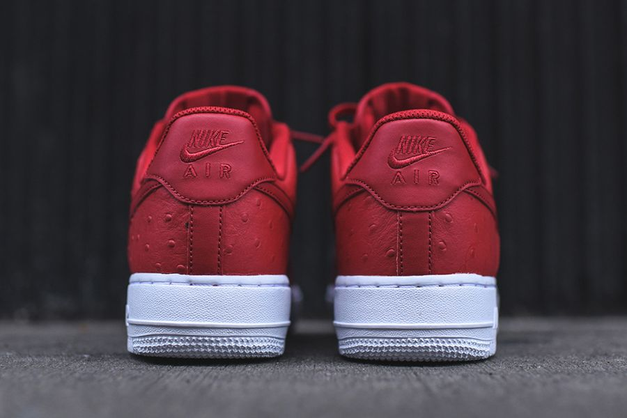 Nike-Air-Force-1-07-LV8-Red-Ostrich-4