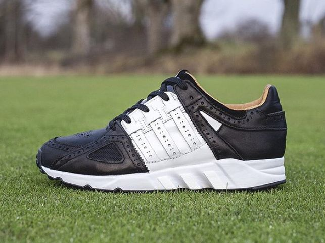 EQT Support 93/17 Adidas BA7473 footwear white/core black