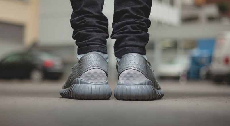 adidas tubular doom metallic silver_03