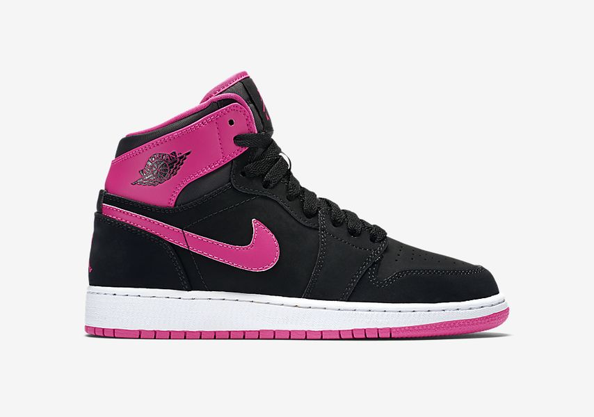 air-jordan-1-high-gs-black-pink-white