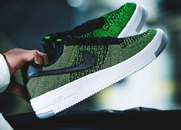 nike-air-force-1-low-flyknit-green