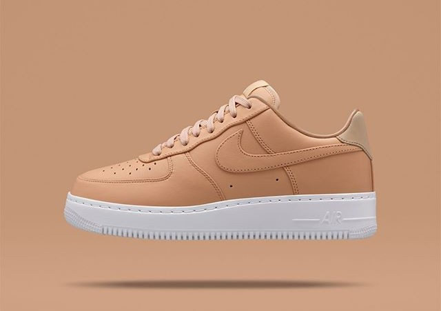 air force one nike femme beige