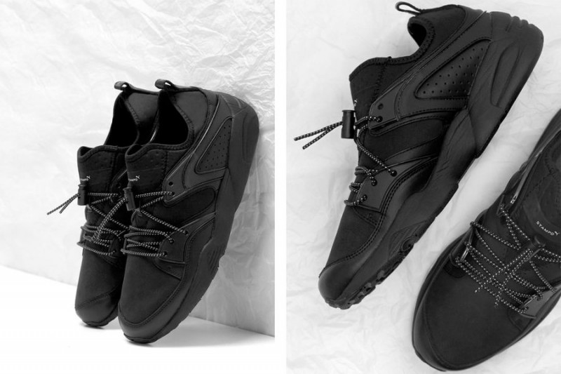puma x stampd blaze of glory
