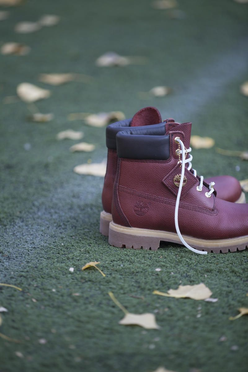 timberland horween leather 50th superbowl