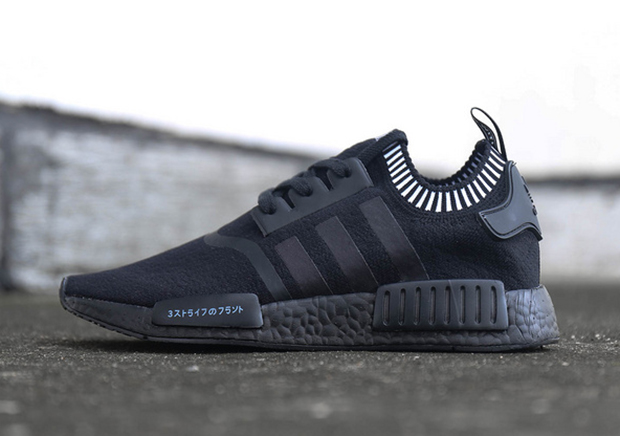 Nmd Adidas Triple Black