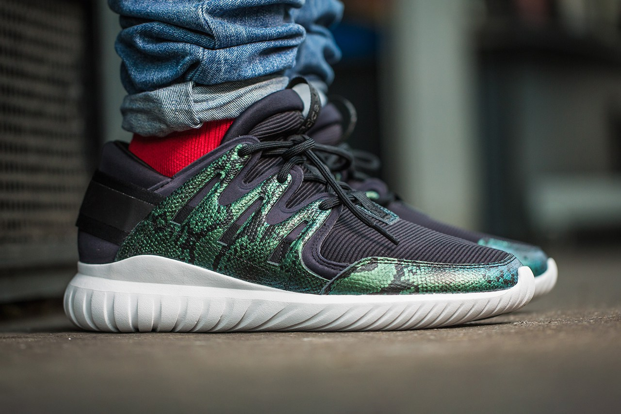 Classic Shades On This adidas Tubular Nova Primeknit